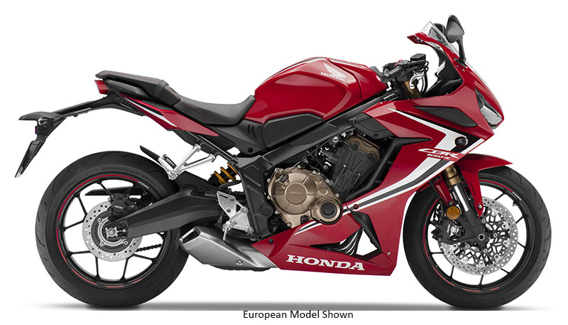2019 Honda CBR650R ABS in Freeport, Illinois - Photo 1