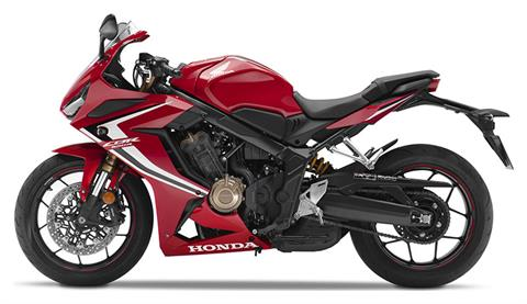 2019 Honda CBR650R ABS in Fairfield, Illinois
