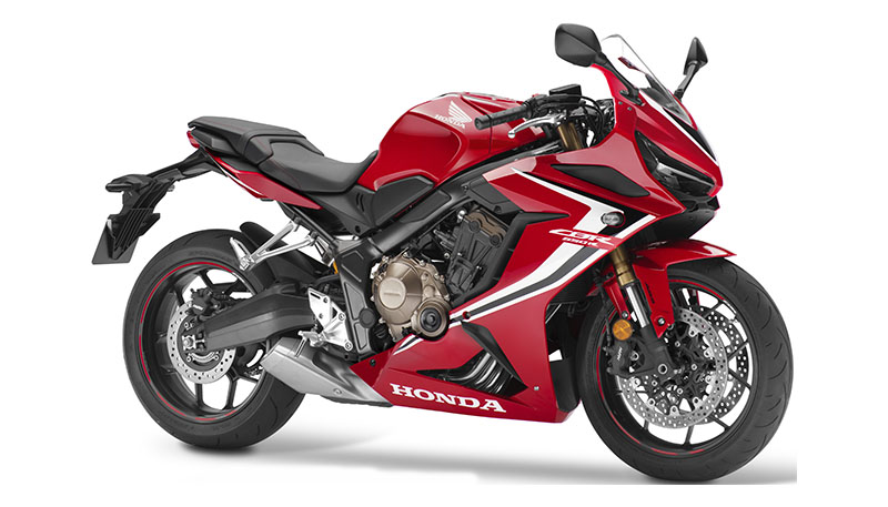 2019 Honda CBR650R ABS in Monroe, Michigan - Photo 3