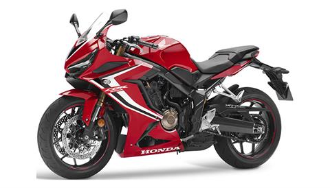 2019 Honda CBR650R ABS in Freeport, Illinois - Photo 4