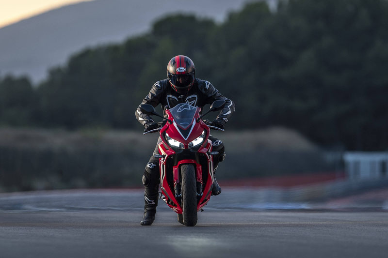 2020 Honda CBR650R ABS in Fremont, California - Photo 3