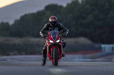 2020 Honda CBR650R ABS in Goleta, California - Photo 3