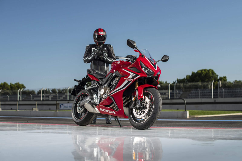 2020 Honda CBR650R ABS in Nampa, Idaho - Photo 4