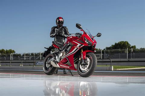 2020 Honda CBR650R ABS in Albuquerque, New Mexico - Photo 4