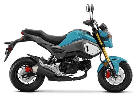 2020 Honda Grom in Iowa City, Iowa