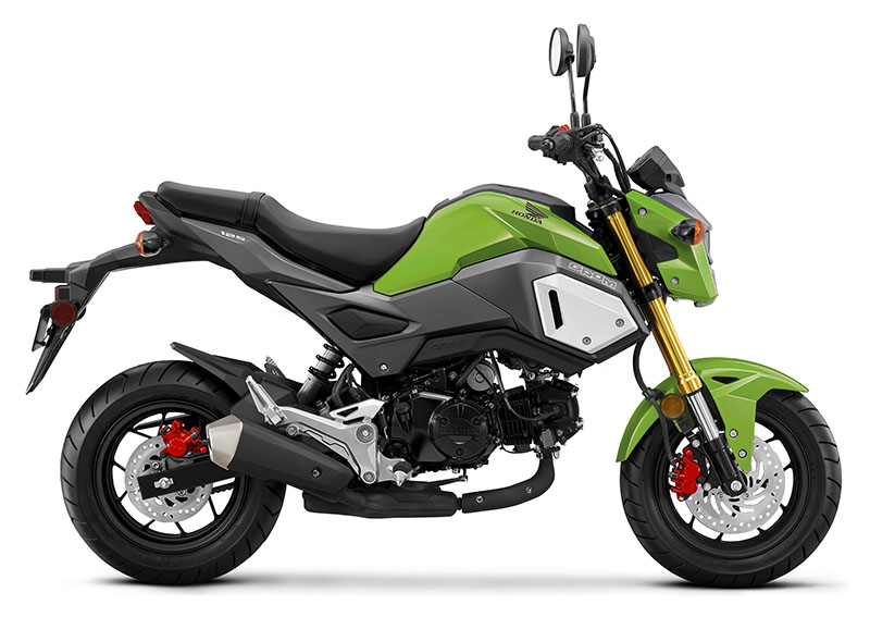 2020 Honda Grom in Dubuque, Iowa