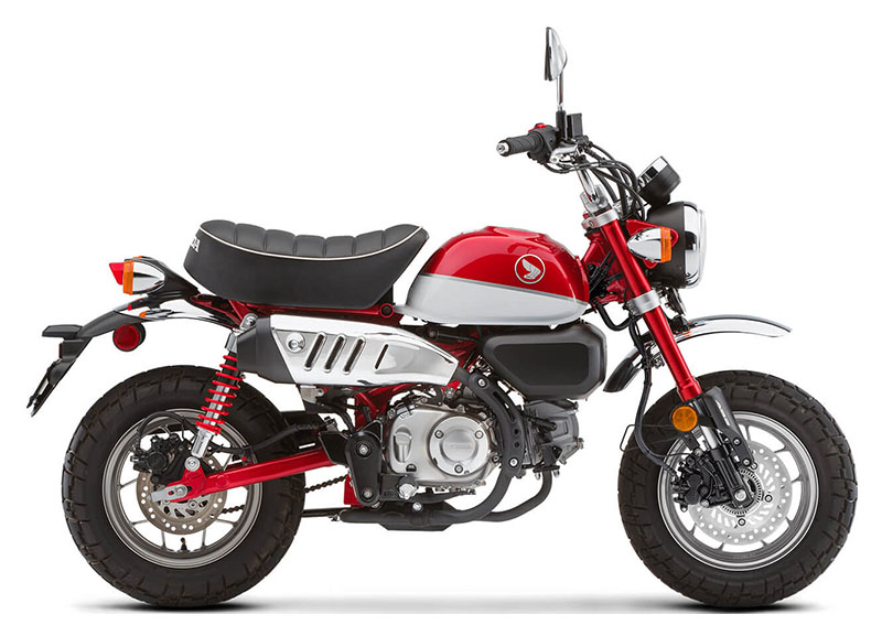 2020 Honda Monkey ABS in Saint George, Utah