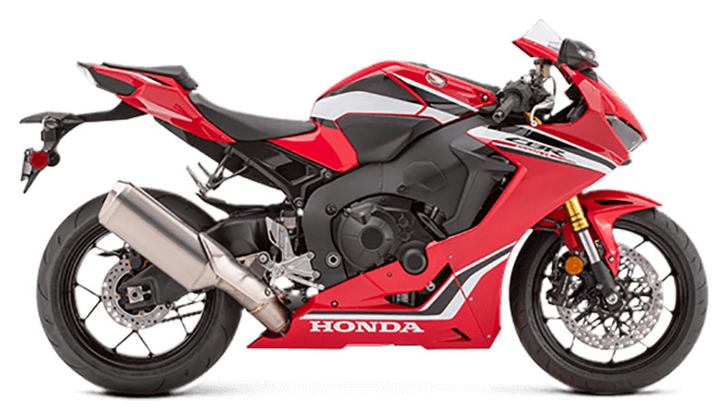 2021 Honda CBR1000RR ABS in Hollister, California