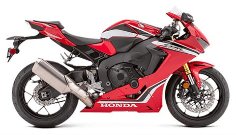 2021 Honda CBR1000RR ABS in Anchorage, Alaska