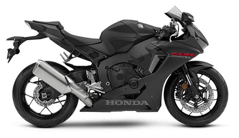 2021 Honda CBR1000RR ABS in Visalia, California