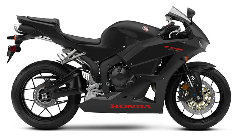 2020 Honda CBR600RR in Keokuk, Iowa
