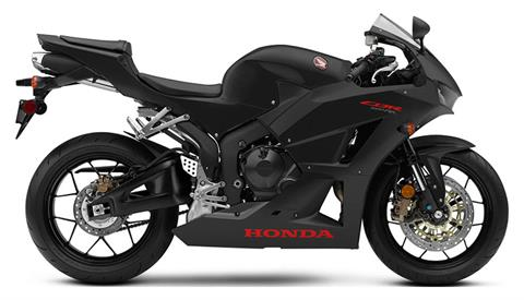 2020 Honda CBR600RR ABS in Chico, California