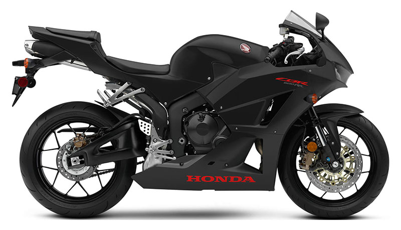 2020 Honda CBR600RR ABS in Fremont, California