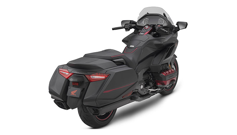 2020 Honda Gold Wing Automatic DCT in Lincoln, Maine - Photo 4