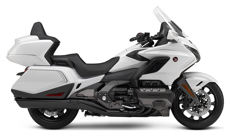 2020 Honda Gold Wing Tour Automatic DCT in Fremont, California - Photo 1