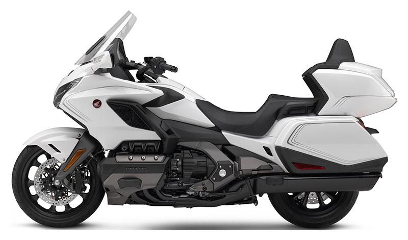 2020 Honda Gold Wing Tour Automatic DCT in Redding, California - Photo 2