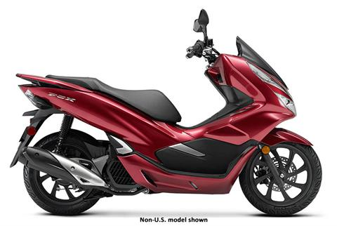 2020 Honda PCX150 in Iowa City, Iowa