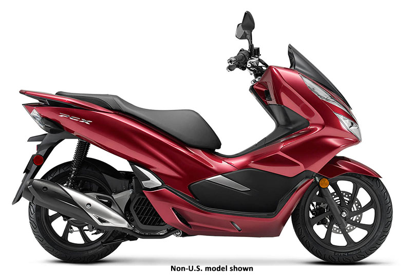 2020 Honda PCX150 in Hendersonville, North Carolina - Photo 1