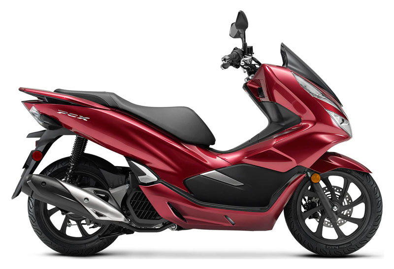 2020 Honda PCX150 in Brunswick, Georgia - Photo 1
