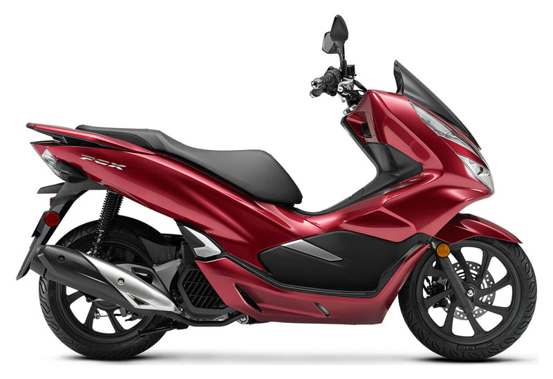 2020 Honda PCX150 ABS in Grass Valley, California - Photo 1