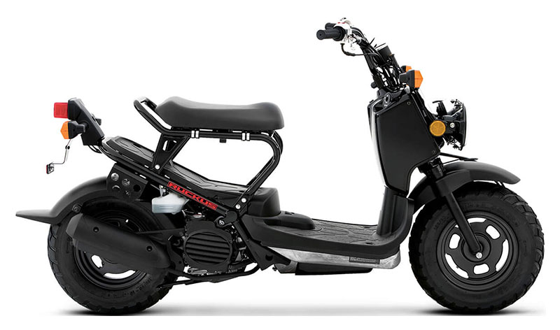 2020 Honda Ruckus in Monroe, Michigan - Photo 1