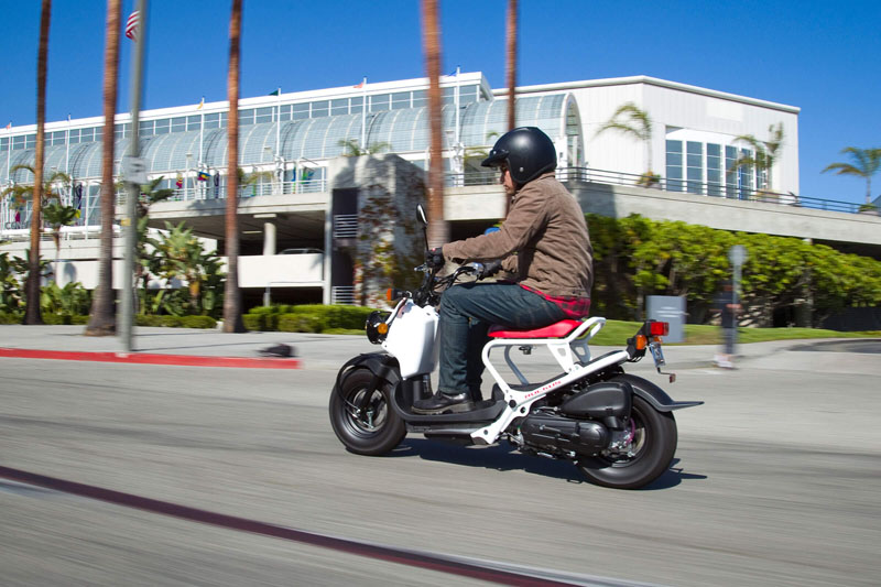 2020 Honda Ruckus in Orange, California - Photo 3