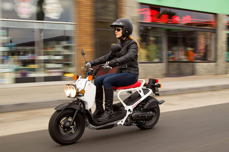 2020 Honda Ruckus in Monroe, Michigan - Photo 4