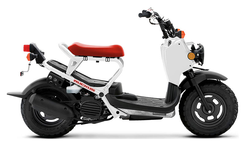 2020 Honda Ruckus in Lewiston, Maine - Photo 1