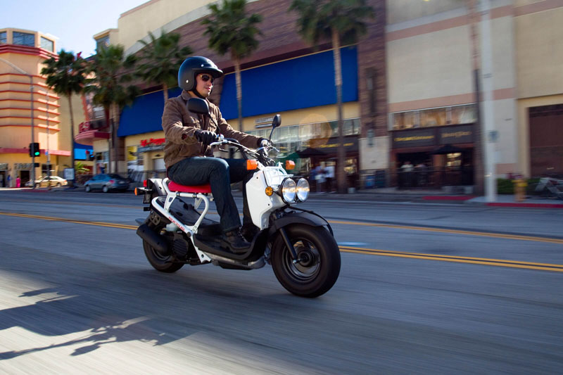 2020 Honda Ruckus in Ontario, California - Photo 6