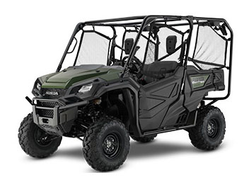 2020 Honda Pioneer 1000-5 in Brookhaven, Mississippi