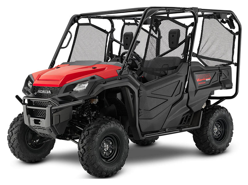 2020 Honda Pioneer 1000-5 in New York, New York