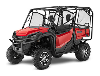 2020 Honda Pioneer 1000-5 Deluxe in Sterling, Illinois
