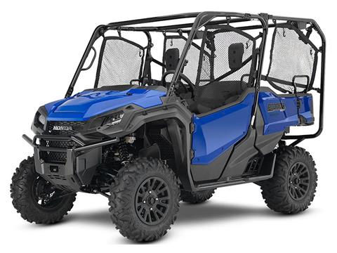 2020 Honda Pioneer 1000-5 Deluxe in Rice Lake, Wisconsin - Photo 1