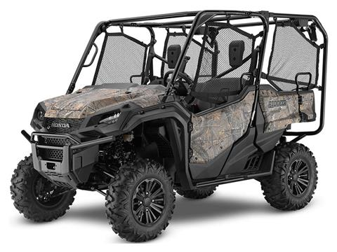 2020 Honda Pioneer 1000-5 Deluxe in Hendersonville, North Carolina