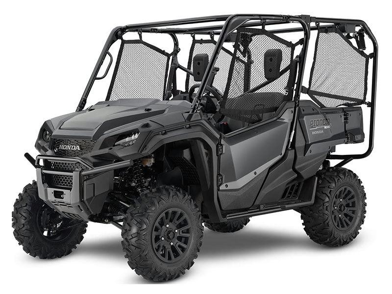 2020 Honda Pioneer 1000-5 Deluxe in Coeur D Alene, Idaho - Photo 1