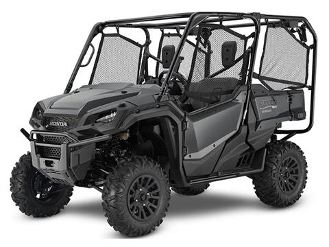 2020 Honda Pioneer 1000-5 Deluxe in Iowa City, Iowa - Photo 1