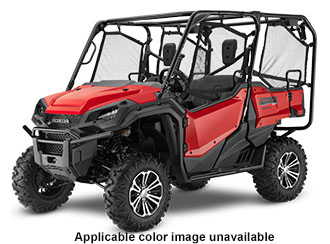2020 Honda Pioneer 1000-5 Deluxe in Columbus, Ohio
