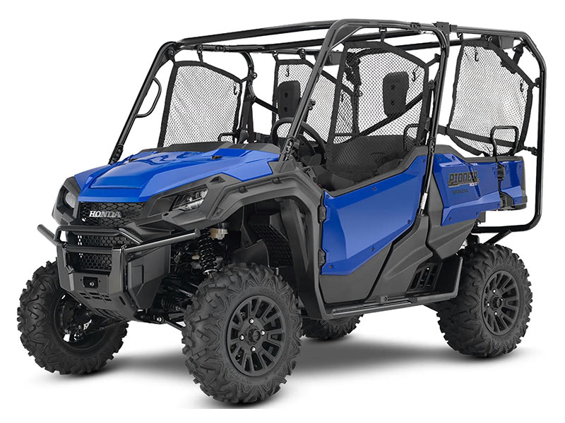 2020 Honda Pioneer 1000-5 Deluxe in Hollister, California - Photo 1