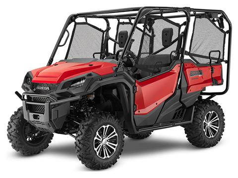 2020 Honda Pioneer 1000-5 Deluxe in West Bridgewater, Massachusetts