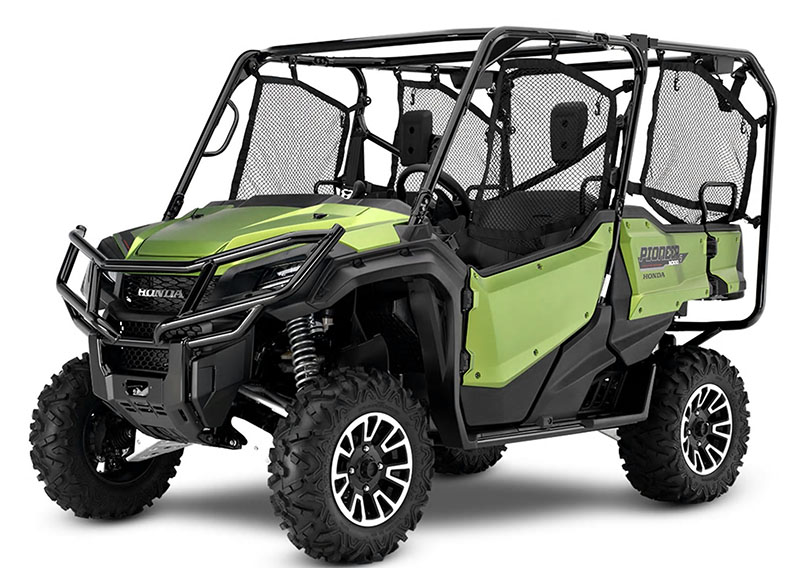 2020 Honda Pioneer 1000-5 LE in Davenport, Iowa - Photo 3