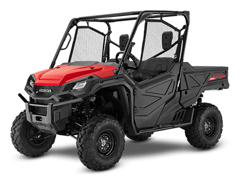 2020 Honda Pioneer 1000 in Hendersonville, North Carolina