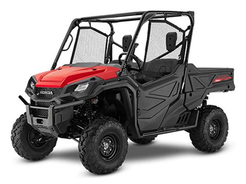 2020 Honda Pioneer 1000 in Bastrop In Tax District 1, Louisiana