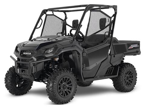 2020 Honda Pioneer 1000 Deluxe in Iowa City, Iowa