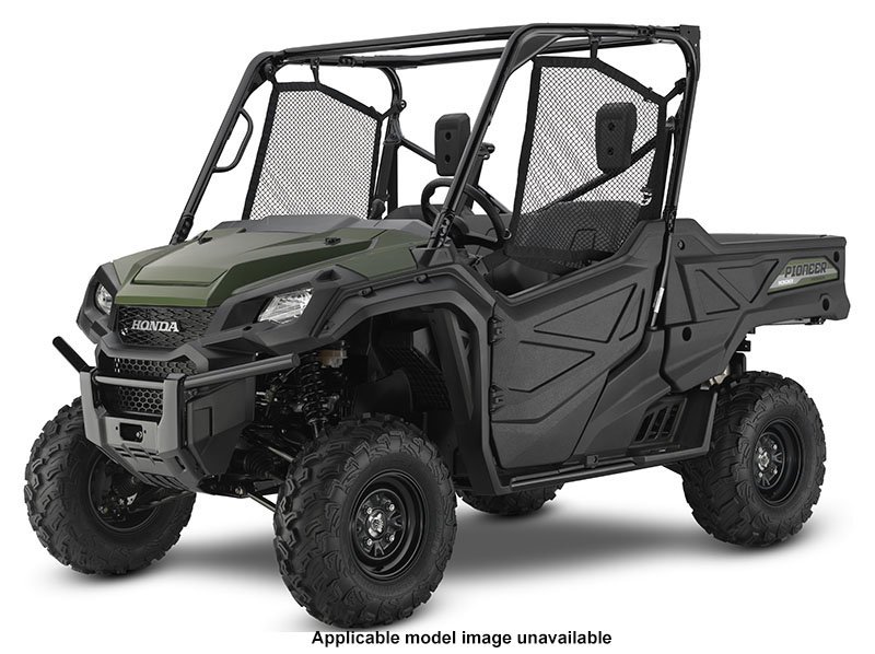 2020 Honda Pioneer 1000 Deluxe in Petersburg, West Virginia