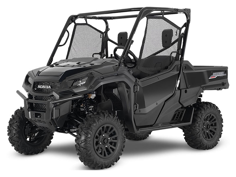 2020 Honda Pioneer 1000 Deluxe in Chanute, Kansas - Photo 1
