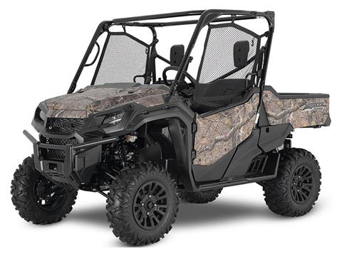 2020 Honda Pioneer 1000 Deluxe in Greenville, North Carolina - Photo 1
