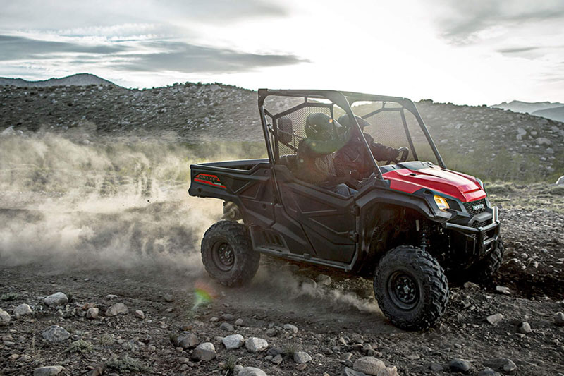 2020 Honda Pioneer 1000 Deluxe in Hamburg, New York - Photo 5