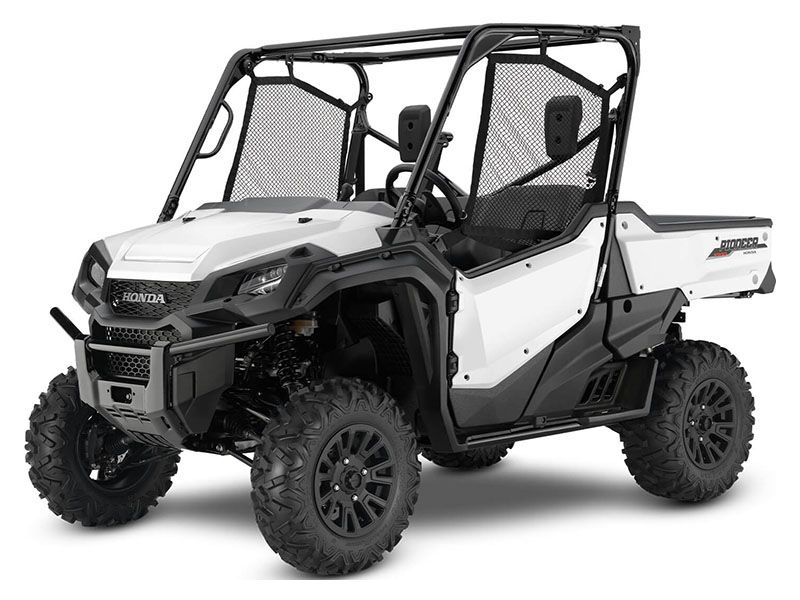 2020 Honda Pioneer 1000 Deluxe in New Strawn, Kansas - Photo 1