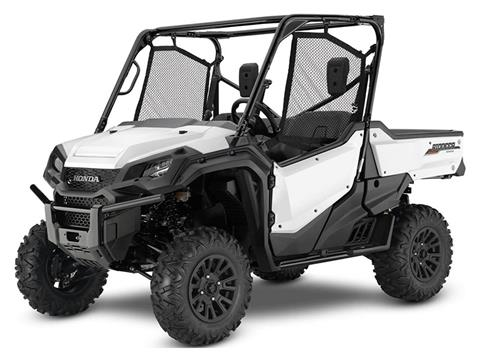 2020 Honda Pioneer 1000 Deluxe in West Bridgewater, Massachusetts - Photo 1