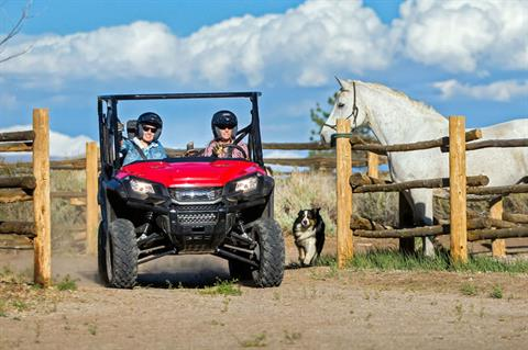 2020 Honda Pioneer 1000 Deluxe in New Strawn, Kansas - Photo 4